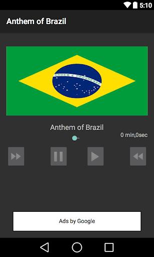 Anthem of Brazil