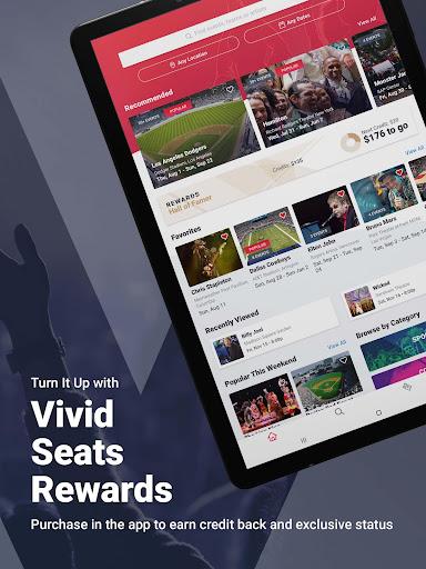 Vivid Seats | Event Tickets screenshot 5