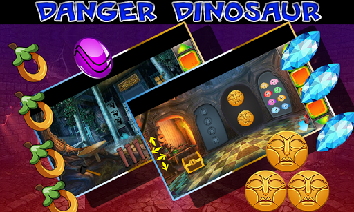 Best Escape Games -31- Danger Dinosaur Rescue Game 1.0.0 screenshots 1