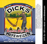 Dick's Bavarian Style Hefeweizen