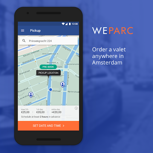 WeParc - Valet parking service