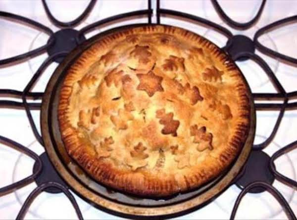 Pere Beaudry's Tourtiere