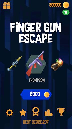 Finger Gun Escape cheat screenshots 1