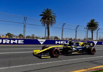 Middenveld in F1 kan het jaar 2019 wel eens kleur geven