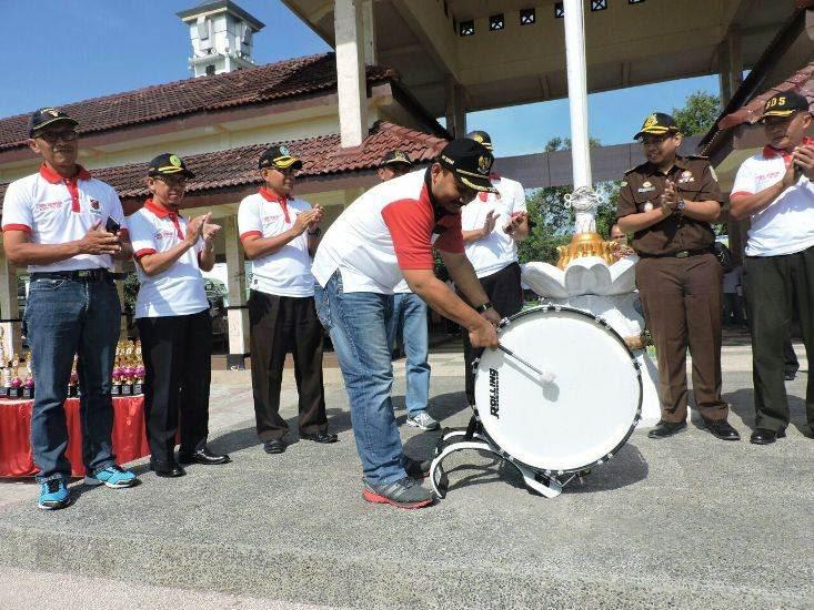 Grup drumband ngawi