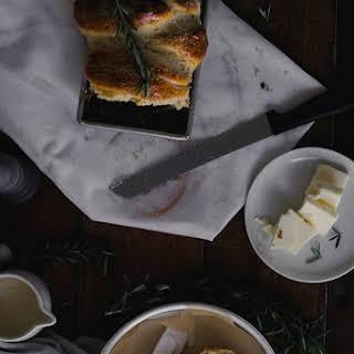 Yeast Bread with a Sweet Hazelnut & Cardamom Paste.