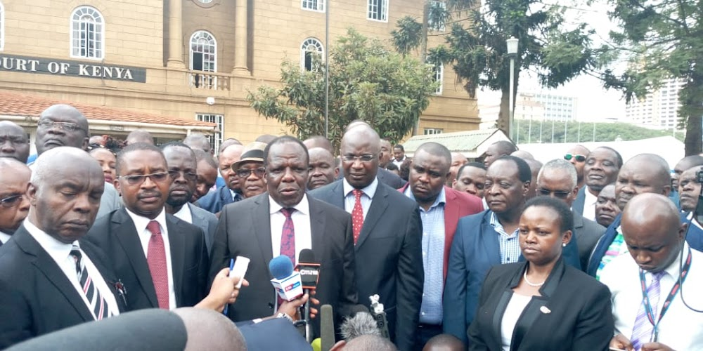 Governors move to Supreme Court over Division of Revenue Bill
