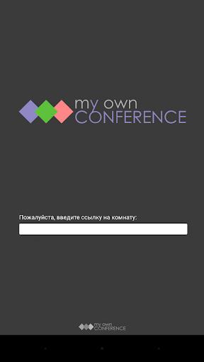MyOwnConference™