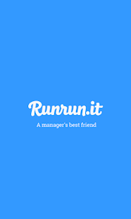 Runrun.it- screenshot thumbnail