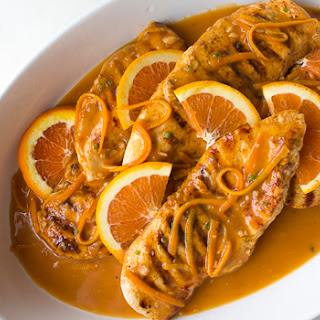A l' Orange Chicken Sauce for Grilled Chicken ~ French Style for Today's Cook