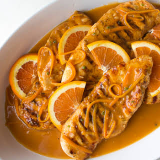 A l' Orange Chicken Sauce for Grilled Chicken ~ French Style for Today's Cook.
