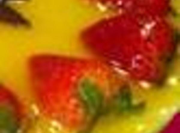 Mango Strawberries, No Fat Recipe