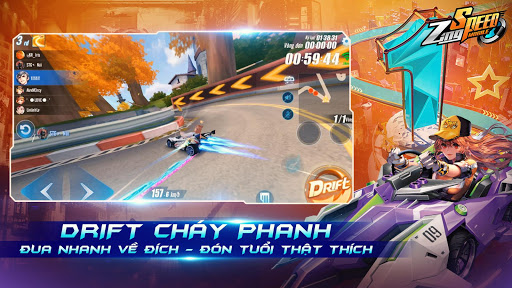 ZingSpeed Mobile  screenshots 2