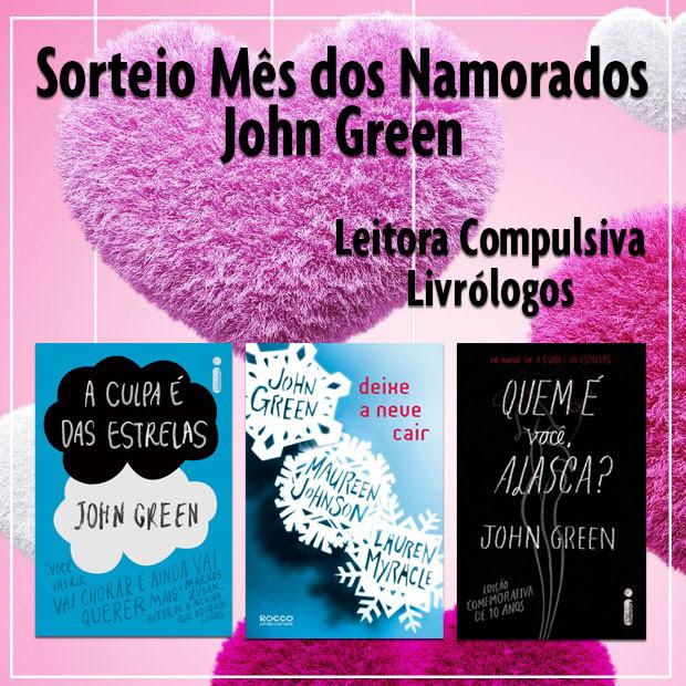 promo sorteio john green