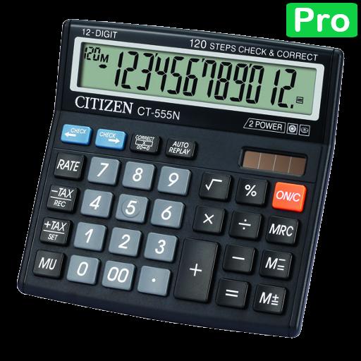 Citizen Calculator Pro