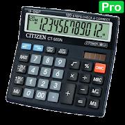 Citizen Calculator Pro icon