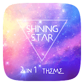 Shining Star 2 In 1 Theme