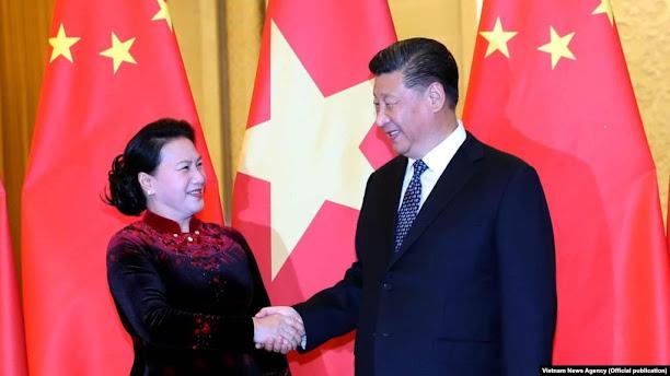 Quan hệ Việt – Trung và thái độ của chính quyền Việt Nam