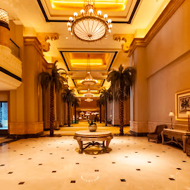 Emirates Palace, Abu Dhabi by Eduard Andrica - Buildings & Architecture Other Interior