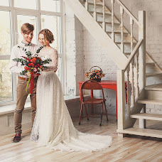 Wedding photographer Elena Rykova (rykova). Photo of 10.01.2016