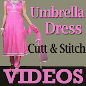 Umbrella Dress Cutting Designs