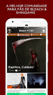 Ceifadores Amino para Bleach em Português - náhled