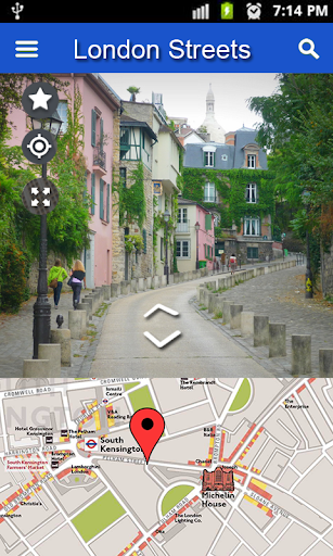 Street View Live With Earth Map Satellite Live 1.0 screenshots 3