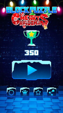 android Block Puzzle - Merry Christmas Screenshot 6
