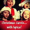 Christmas Carols with lyrics icon