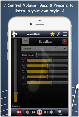 Arabic Radio - Arabic Songs - screenshot