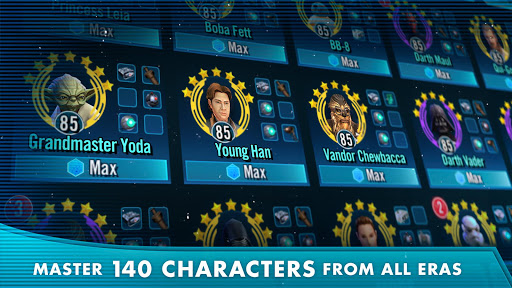 Star Warsu2122: Galaxy of Heroes 0.12.334385 1