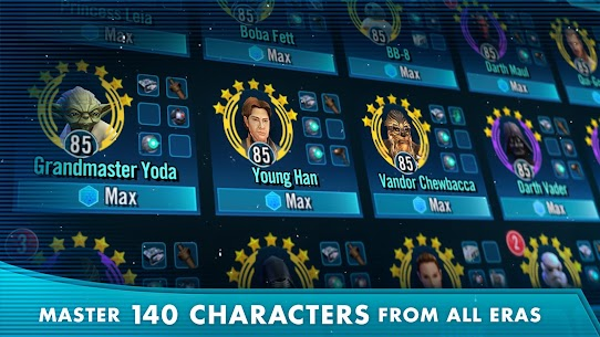 Star Wars™: Galaxy of Heroes Mod 0.20.643856 Apk [Unlimited Money] 1