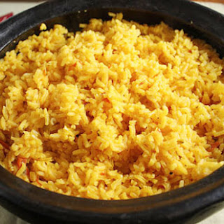Saffron Yellow Rice Recipes