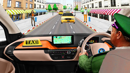 Car Games Taxi Game:Taxi Simulator :2020 New Games 1.00.0000 screenshots 1