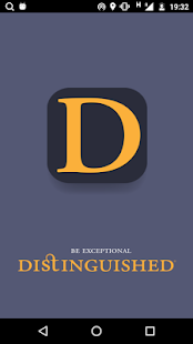 Distinguished Magazine- screenshot thumbnail