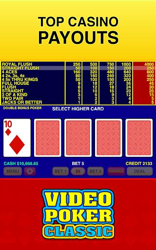 Video Poker Classic Free  screenshots 5