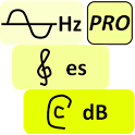 pro acoustic frequencies icon