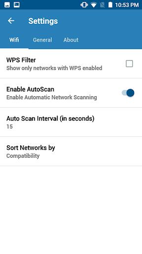 Screenshot for Wps Wpa Tester Premium in Hong Kong Play Store