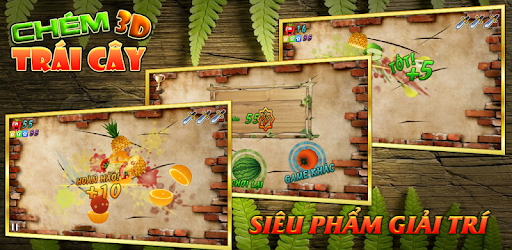 Chem Trai Cay - Chem Hoa Qua game (apk) free download for Android/PC/Windows screenshot