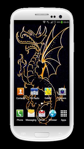 ドラゴン美しい壁紙|玩攝影App免費|玩APPs
