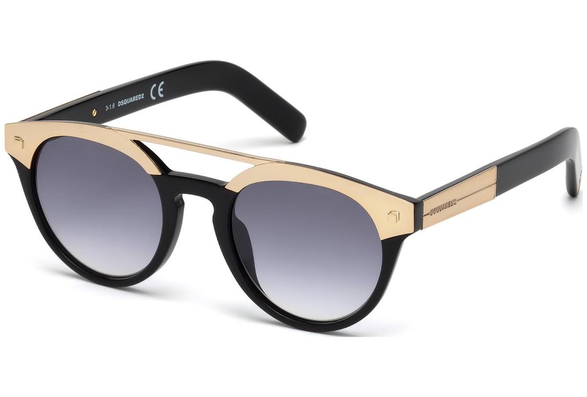 Comprar C49 De Gafas Sol Arthur Dsquared2 Dq0235 01bshiny Black PXOkZiu