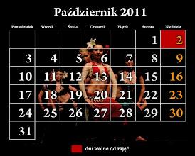 Photo: październik 2011 - kalendarz Studio Tańca NTF; na zdjęciu grupa Barbary Ilczuk TRIBAL FUSION ZESPÓŁ :)