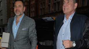 David Walliams was 'worried' about Dale Winton before death