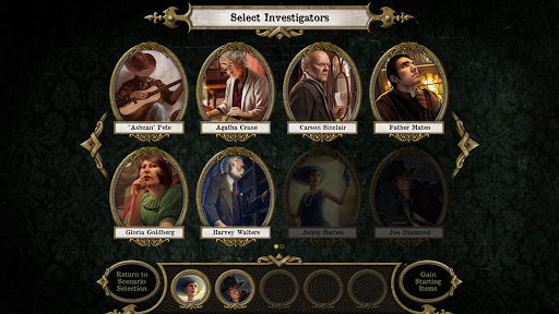 Mansions of Madness 1.4.5 screenshots 9