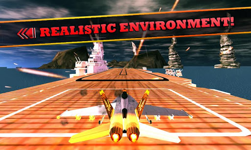 Jet Fighter Flight Simulator  screenshots 1