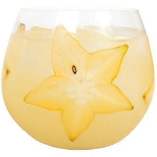 Starfruit Sangria.