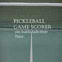 PickleBall Match Stats, Scorer Pro icon