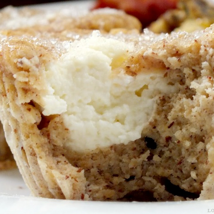 Cheese Danish Muffins