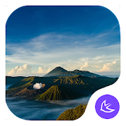 Nature-APUS Launcher theme