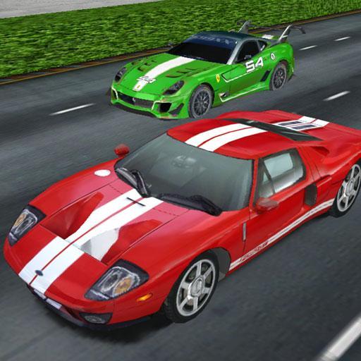 Racing in City - Car Racing Game